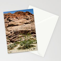 Red Rocks I Stationery Cards