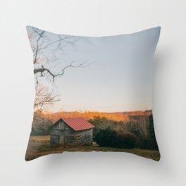 Charlottesville Throw Pillow