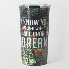 Once upon a dream Travel Mug