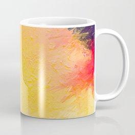Modern Multi Color Abstract Coffee Mug