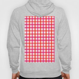 Gingham: Strawberry Flavor Hoody