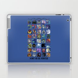Monster Hunter - Hunt or be Hunted Laptop & iPad Skin
