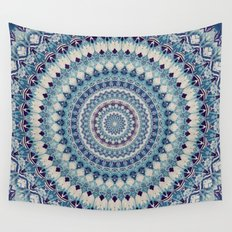 Mandala 587 Wall Tapestry
