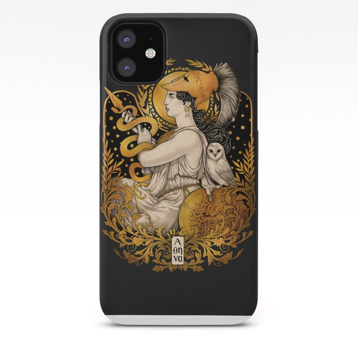 PALLAS ATHENA iphone 11 case