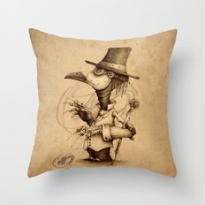 #10 Throw Pillow