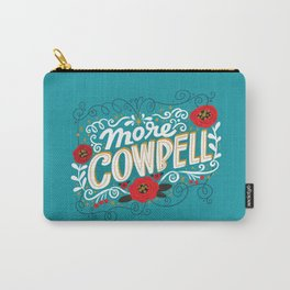 Sh*t People Say: More Cowbell Carry-All Pouch