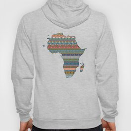 Africa map Hoody