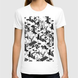 City Repeat T-shirt