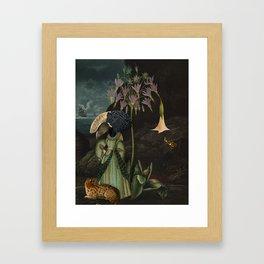 femina 1 Framed Art Print