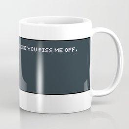 emet text box Coffee Mug
