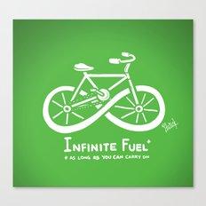 Infinite Fuel  Canvas Print