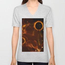 The inferno Unisex V-Neck