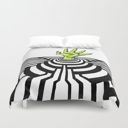 Ripplescape #1 Duvet Cover