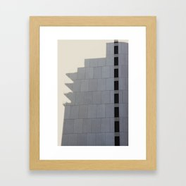 Architectural Abstract Framed Art Print