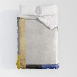 Geometric art XI Comforters