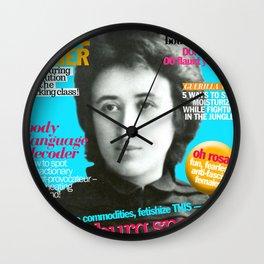 COSMARXPOLITAN, Issue 13 Wall Clock