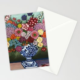 Amsterdam Flowers Stationery Cards