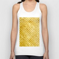 stay gold Tank Tops featuring Stay Gold #society6 by 83 Oranges™