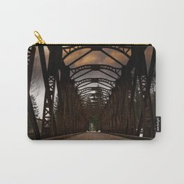 The Old Railway Bridge - Slovenia Carry-All Pouch