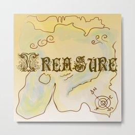 Treasure Metal Print