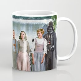 Darth Vader in The Sound of Music Coffee Mug