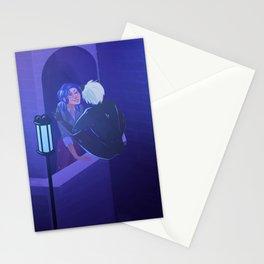 Midnight Flirtations Stationery Cards