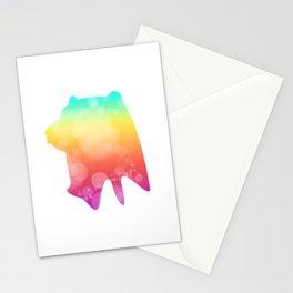 Neonimals: Bear Stationery Cards