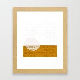 Coit Pattern 17 Framed Art Print