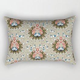ottoman  art Rectangular Pillow