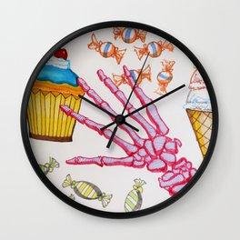 Childish Maturity Wall Clock