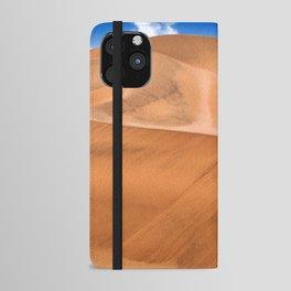 The Namib Desert, Namibia iPhone Wallet Case
