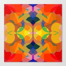 Funky Canvas Print