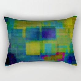 Digital#3 Rectangular Pillow