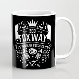 300 Fox Way v2 Coffee Mug