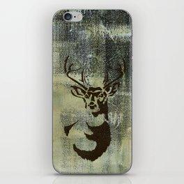 Deer I iPhone Skin