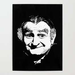 Grandpa Munster from the Munsters Poster