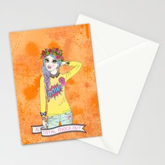 Total Knock Out Stationery Cards