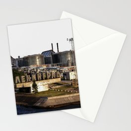 Leaving St. Petersburg Stationery Cards