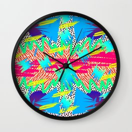NeoneoN II Wall Clock