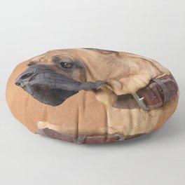 Perro de Presa Canario Floor Pillow
