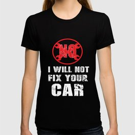 Auto Mechanic Gift T-shirt