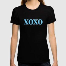 Light Blue XOXO T-shirt