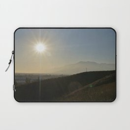 Valley of the Smokes Laptop Sleeve