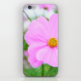 COSMOS -Pink II iPhone Skin