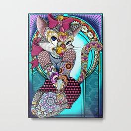 Cutie Metal Print