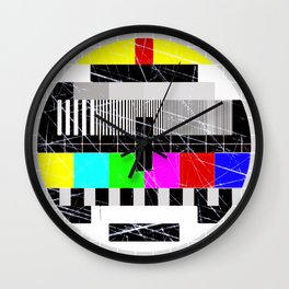 colorchart Wall Clock