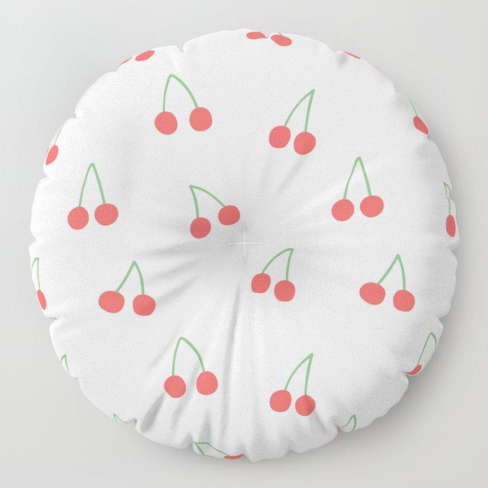 Cherries Floor Pillow