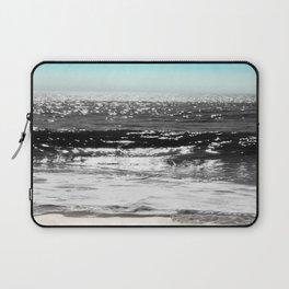 Cascading Waves Laptop Sleeve