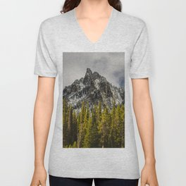 Call of the Wild - Mountain and Forest Unisex V-Neck