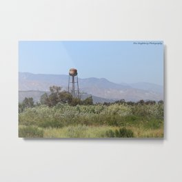 Lost In The Fields Metal Print